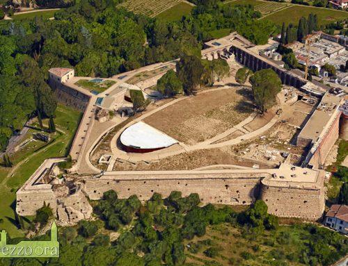 La Fortezza Medicea e il Parco del Prato