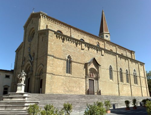 Tourist Attractions In Arezzo Italy