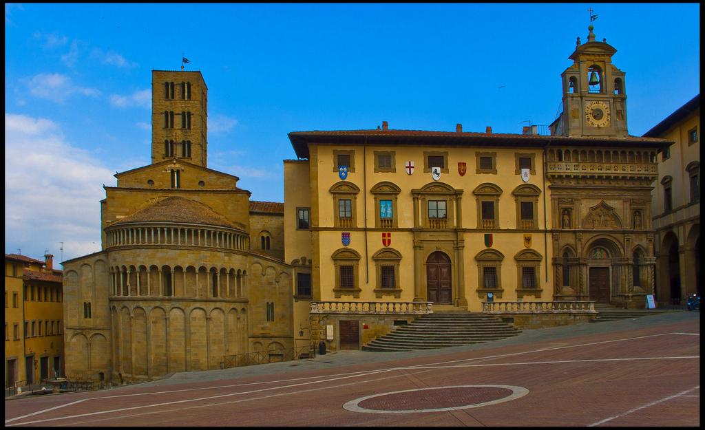 Antichemura Bed and Breakfast Arezzo Centro Storico