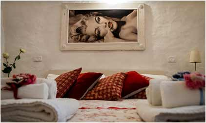 le-camere Bed and Breakfast Arezzo vicino ospedale San Giuseppe