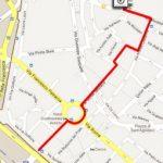 mappa-a-piedi-255x300-150x150 Come arrivare ad Arezzo